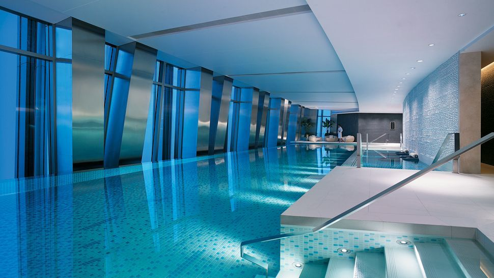 Hotel indoor pool  As to start with, it can be said that indoor swimming pools are ...