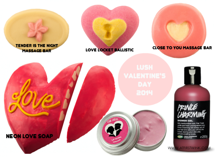 lush valentine's day 2014 collection | lush, lips and makeup, Ideas