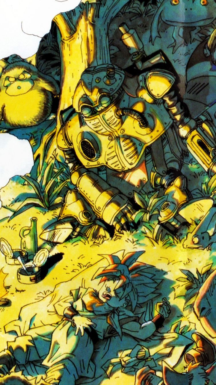 Chrono Trigger Computer Wallpapers Desktop Backgrounds Chrono Trigger Chrono Cool Artwork