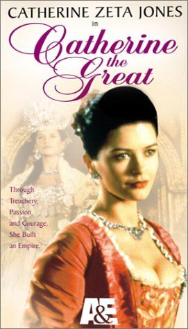 Not A Totally Horrible Miniseries On The Early Life Of Catherine The Great I Prefer Julia Ormond S Version Catherine The Great Catherine Catherine Zeta Jones