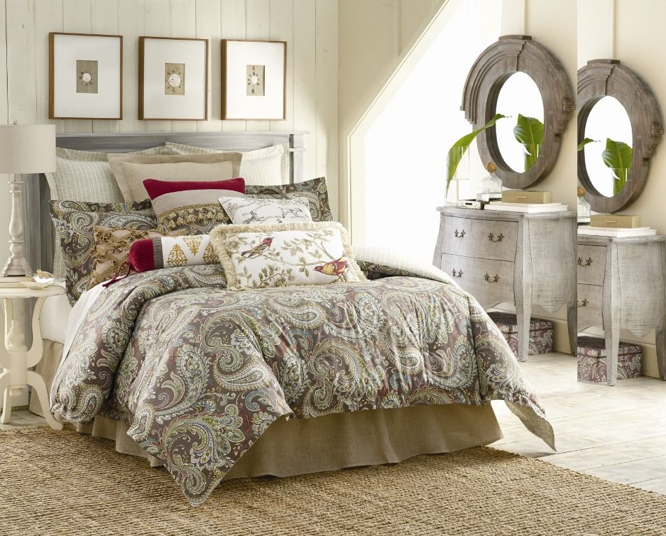 nina campbell kashmir luxury bedding collection