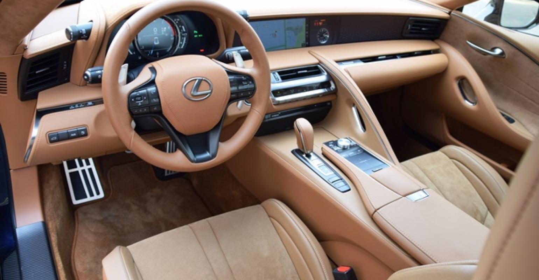Lexus Lc 500 Interior in 2020 Lexus lc, Lexus, Interior