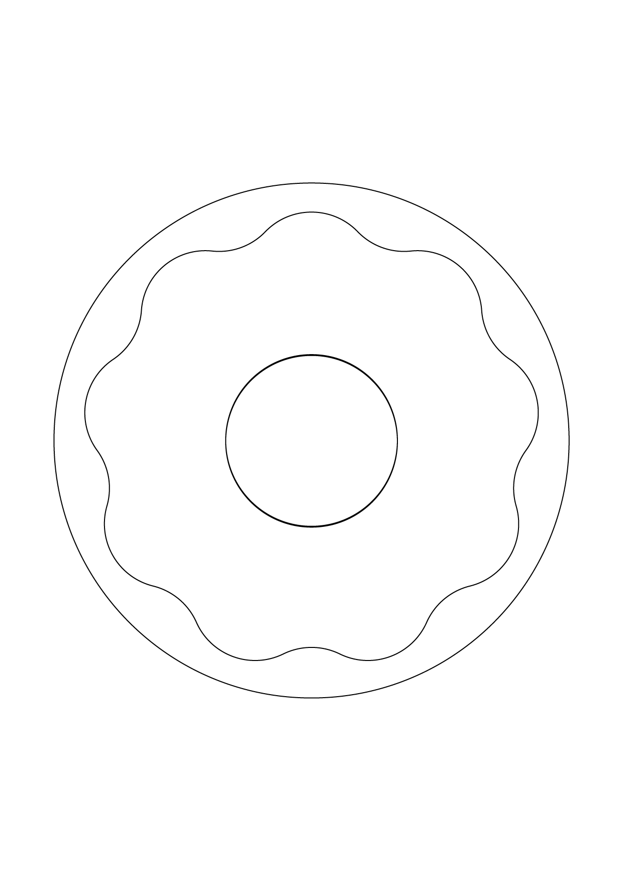 Donut Template