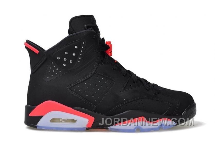 hot sale online 131c1 6dcf3 Authentic 384664-023 Air Jordan 6 Retro Black Infrared 23-Black Women s Shoe  Top Deals, Price   189.00 - Air Jordan Shoes, Michael Jordan Shoes
