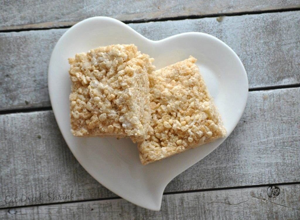 Vegan Rice Crispy Treats #crispytreats