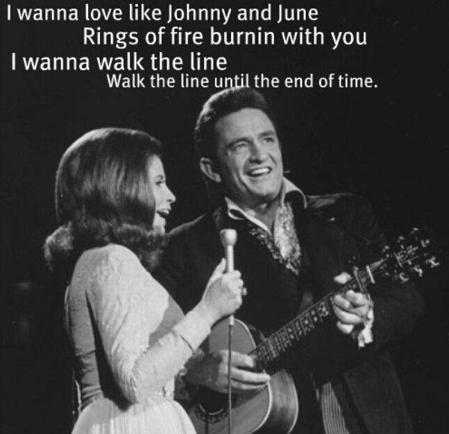 June & Johnny