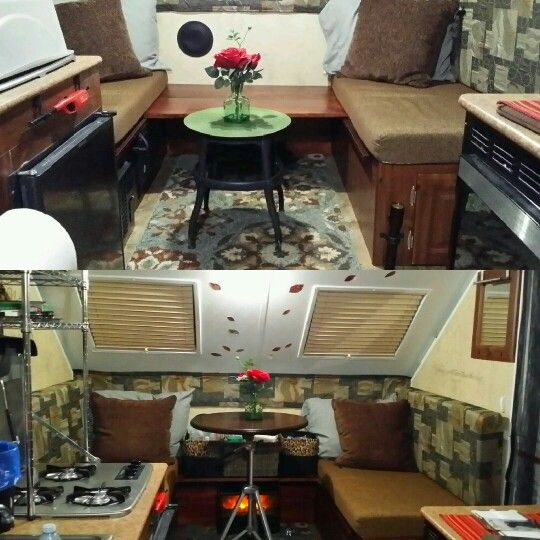 Awnings, Ideas | Dave (TheOleGuy) and Nancy's Aliner - Home