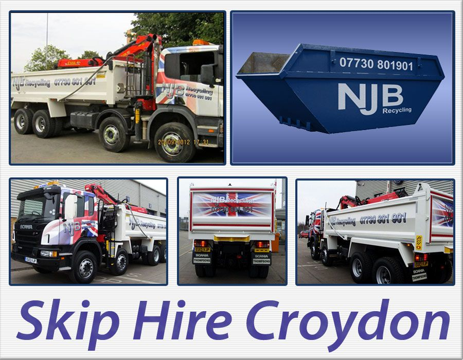 For more detail simply visit at:  http://www.njbrecyclingsurrey.co.uk/skip_hire_croydon.html