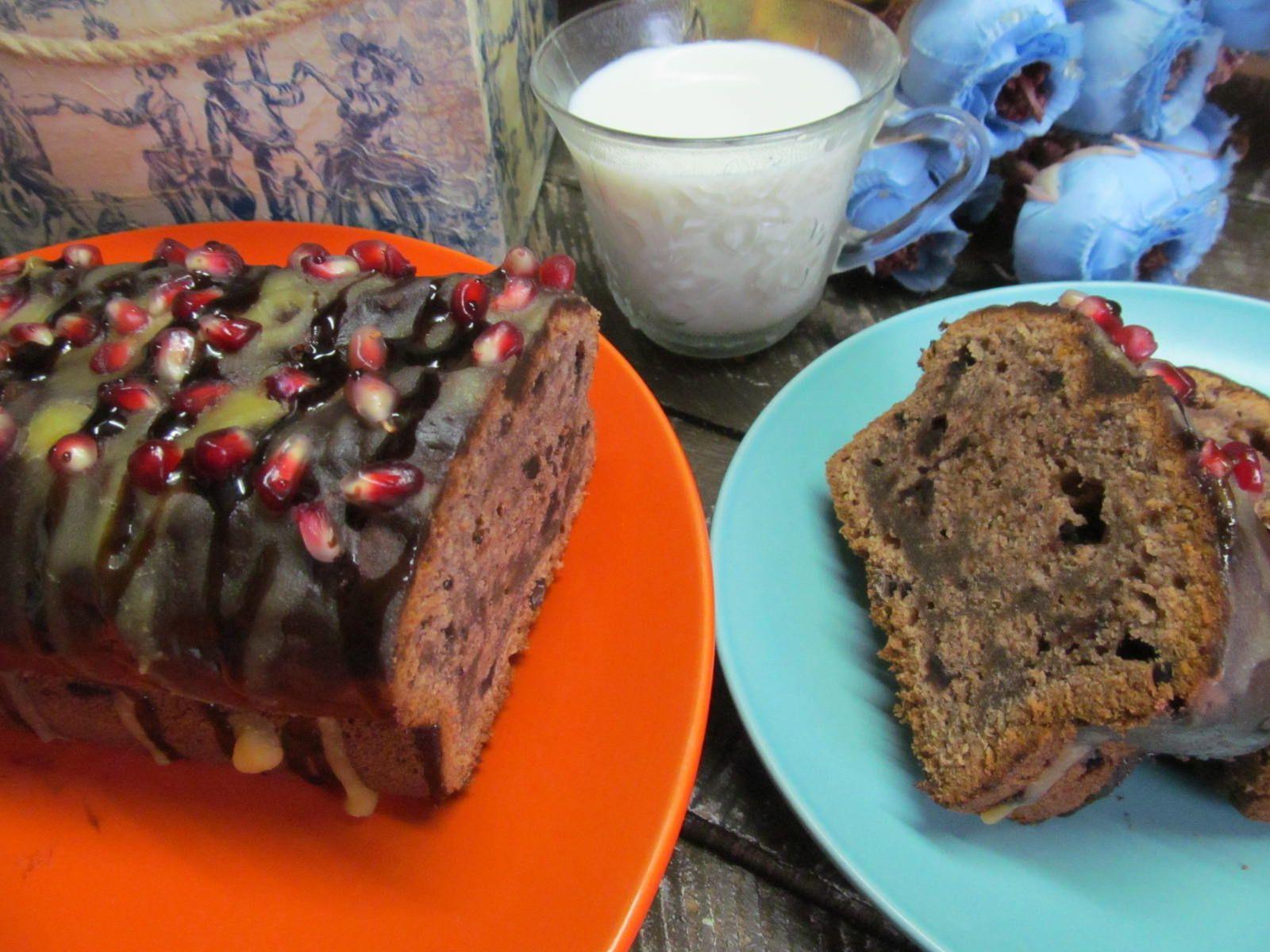 Шоколадный кекс | Рецепт | Десерты, Кексы и Домашний рецепт