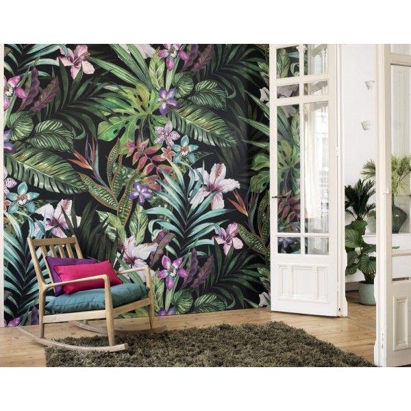 Panoramique Jungle Tropicale