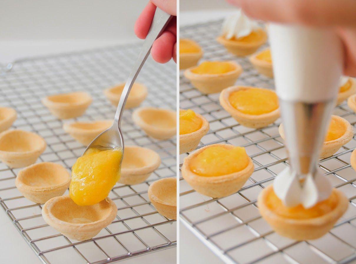 Cocina para Urbanitas: Mini lemon pies o cómo hacer mini pastelitos de limón y merengue