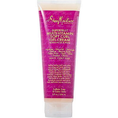 Superfruit Multi Vitamin Soft Curl Gel Cream Soft Curls