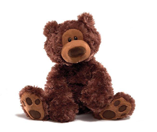 Chocolate | Gund Chocolate Philbin Bears are back in stock @DelvesWoodBears http ...