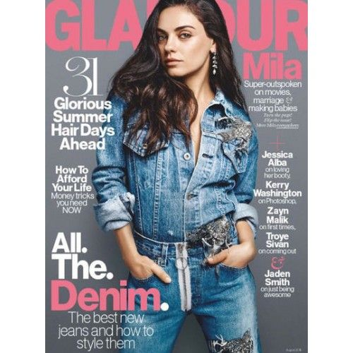 Glamour Magazine Subscription Discount Up to 71% + Free Shipping - Magsstore