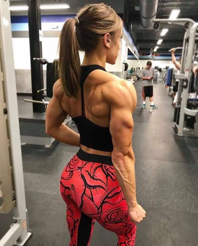 Pin Do A X Em Fitness Mulheres Malhadas Mulheres Musculosas E