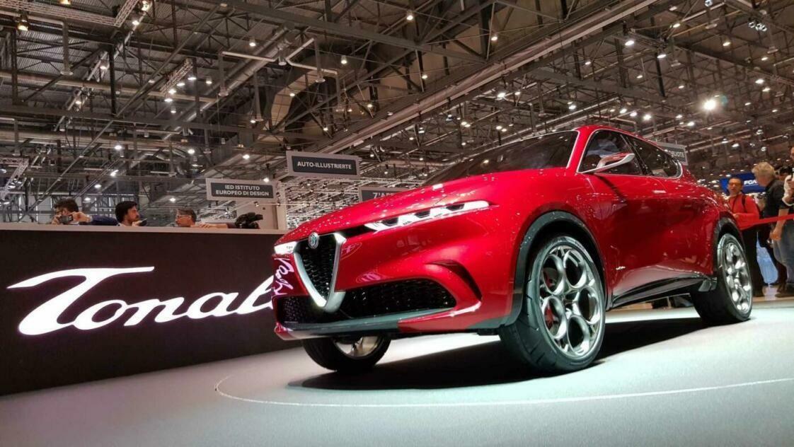 Alfa Romeo Tonale Romeo Fiat 500x Alfa Romeo