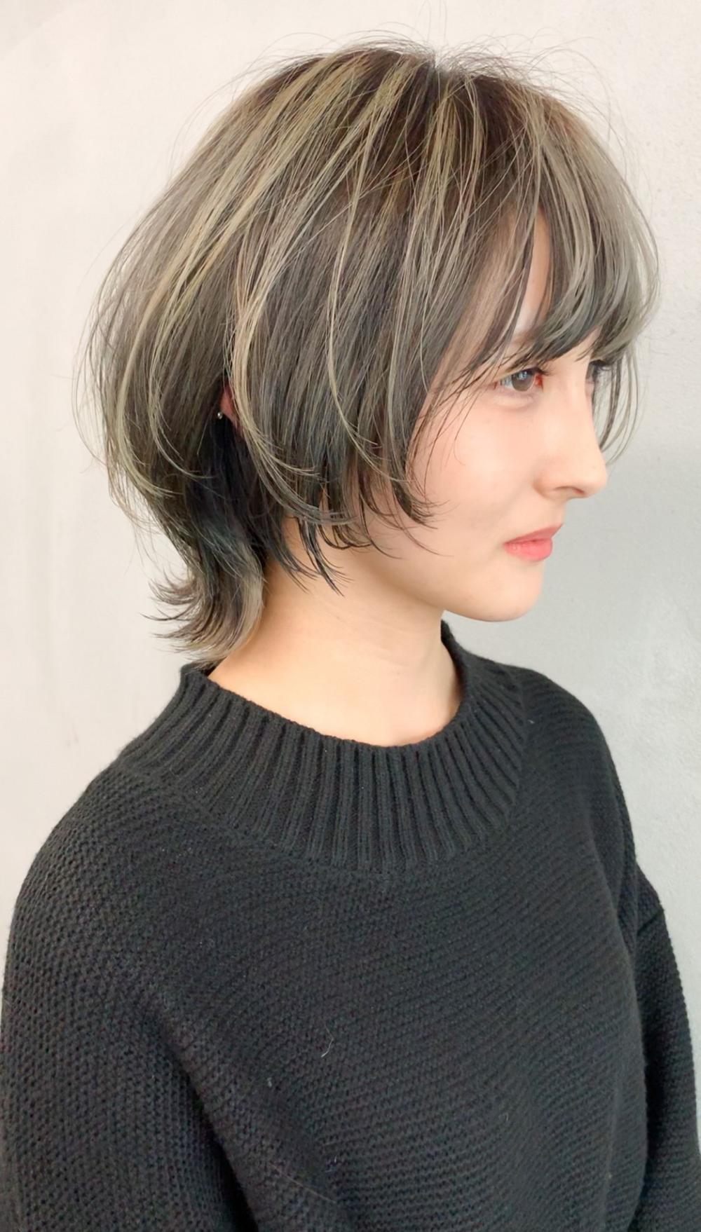 女の魅力を上げる この夏おすすめはマッシュウルフショート Hair