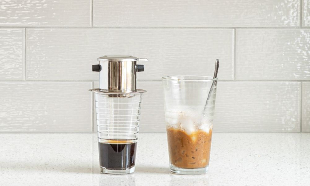 how to make vietnamese iced coffee with espresso