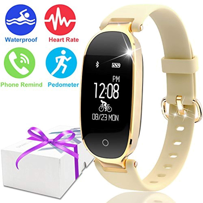 Symfury Fitness Tracker Women Sport Smart Watch With Heart Rate Sleep Monitor Ip67 Waterproof Men Kids Pedometer Act Fitness Tracker Pedometer Activity Tracker