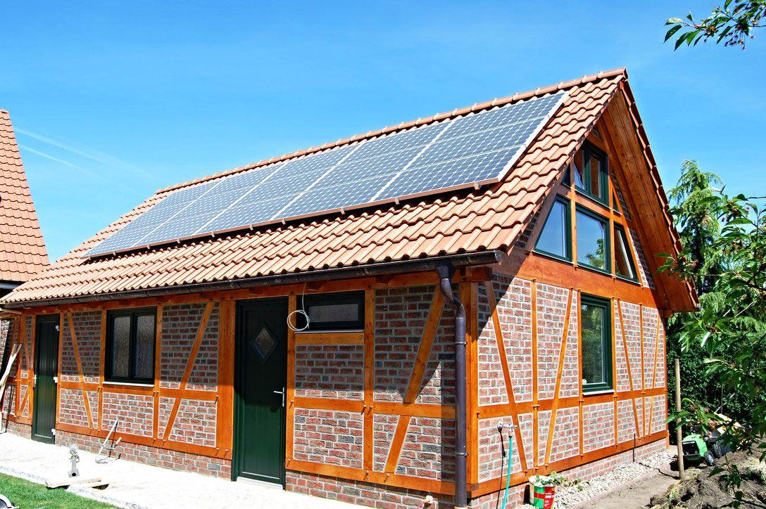Fachwerk Satteldachcarport Solarterrassen Carportwerk Gmbh Carport Fachwerk Haus Architektur