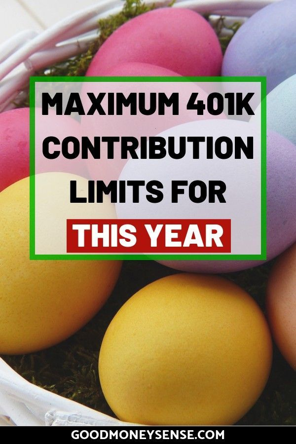 Contribution Limits for 2019 One of the best way to save money for retirement while saving on your taxes is with a 401k Discover what the annual contribution limit is tha...