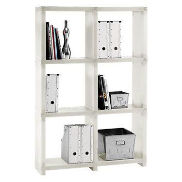 Charming Original Cubitec Shelving, 1 Kit | Modular Storage At Smart Furniture Amazing Ideas