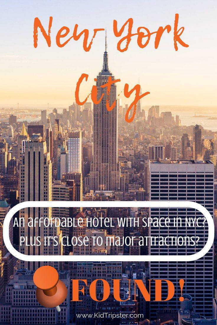 Family weekend in New York City staying at the affordable, spacious and well-located Wyndam Midtown 45. And read how to get an EXTRA 10% off just for being a KidTripster fan! #newyorkcity #nyc #newyork #cityvacation #staycation #familyvacation #familytrip #roadtrip #travelingwithkids #travelingwithteens #kids #teens #family #familytravel #affordable #budget #budgettravel #budgettraveler #frugal #frugaltravel #frugaltraveler #traveltips