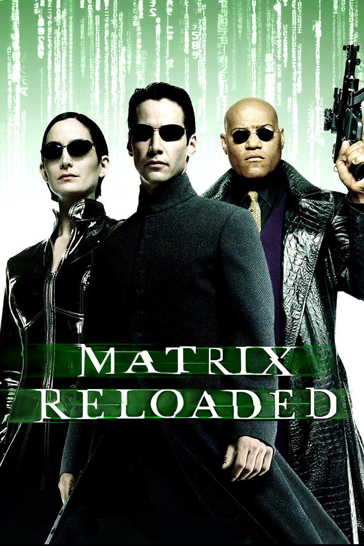 The Matrix Reloaded 2003 7 2
