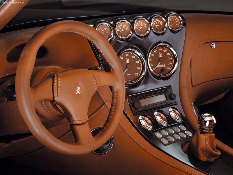 Wiesmann GT dashboard Custom car interior, Luxury car