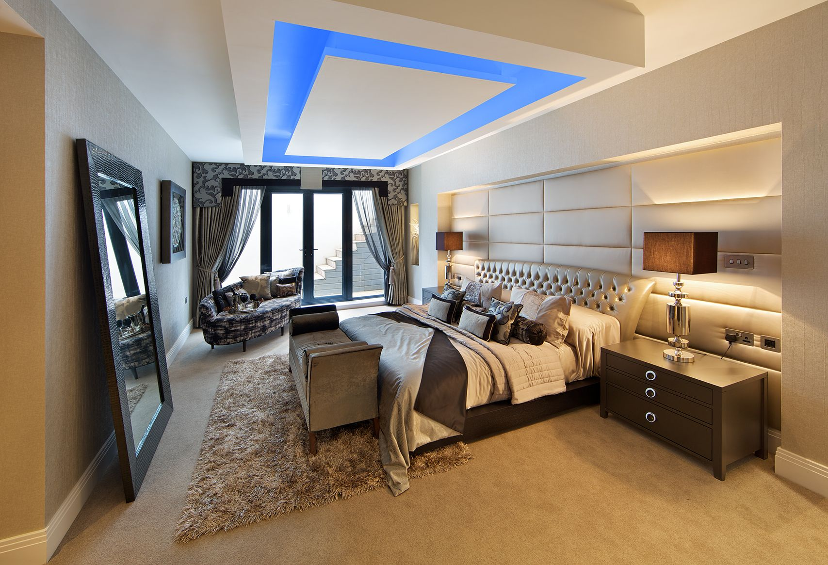 Stunning Master Bedroom Suite In Our Latest Award Winning Showhome - Award winning bedroom designs