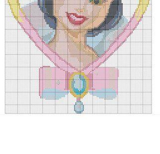 Snow White heart 3 of 4