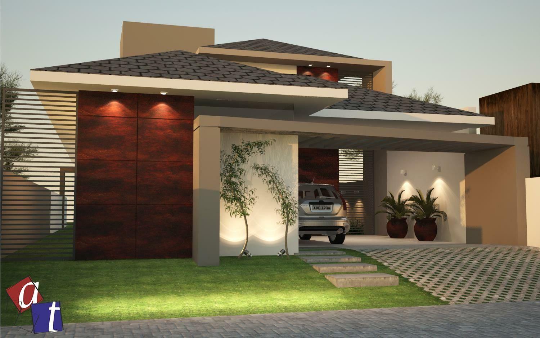 Pin Ajay John Modern Houses Casas