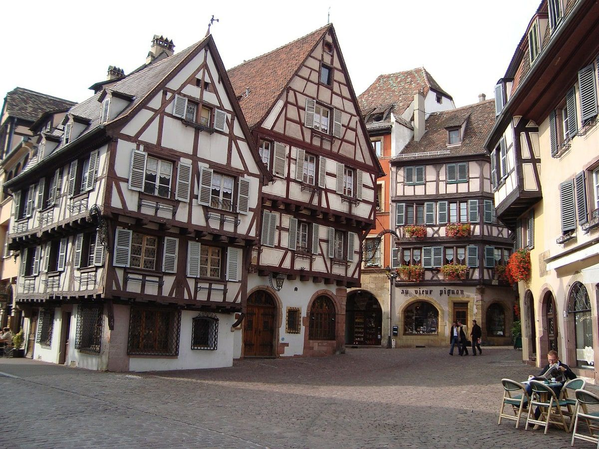 FAIRYTALE TOWNS AND VILLAGES IN EUROPE Eguisheim Alsace France