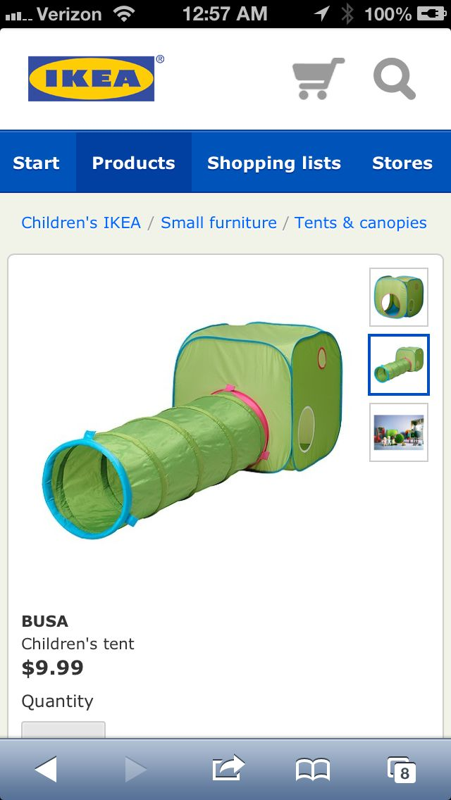 Ikea Busa Tent and Tunnel ($25) with Play Zone Balls ($25).  sc 1 st  Pinterest & Ikea Busa Tent and Tunnel ($25) with Play Zone Balls ($25). | Ikea ...