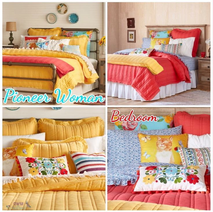 Pioneer Woman Bedroom Set