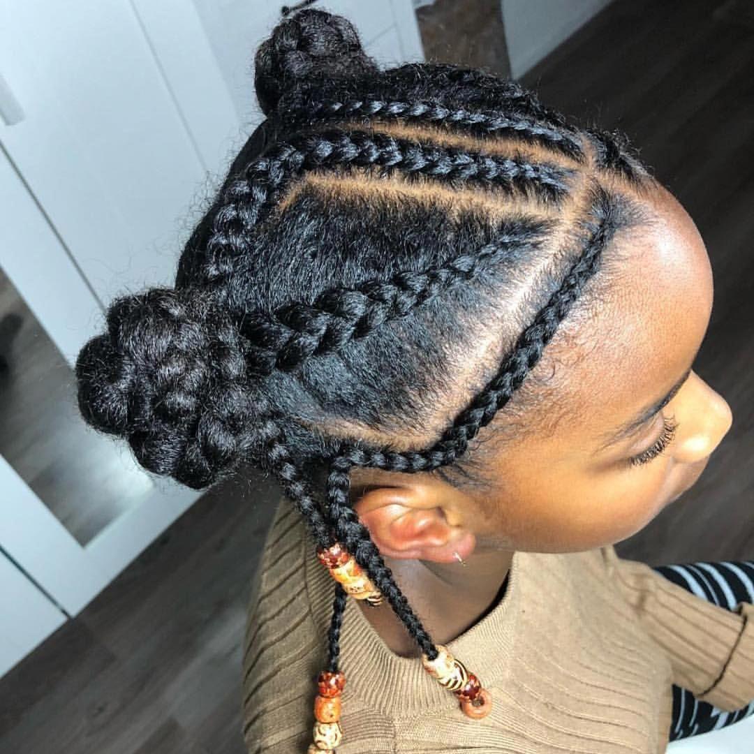 Lushkinks On Instagram Braided Styles Iiamgoldd We Love Your Lushkinks Follow An Kids Braided Hairstyles Natural Hair Styles Hair Styles