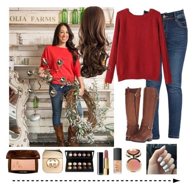 Joanna Gaines By Avelise Liked On Polyvore Featuring