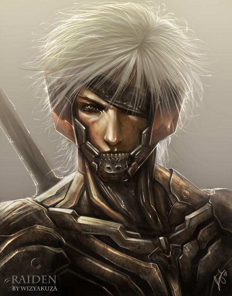 Raiden - Metal Gear Solid - Ceasar Ian Muyuela
