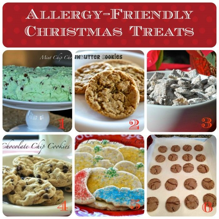 Top 8 Allergy Free Holiday Desserts Free Of Dairy Egg Soy