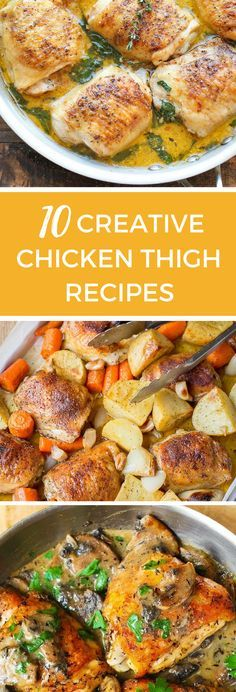 The whole family will love these budget-friendly chicken recipes. From lemon butter chicken to one-pot chicken and potatoes, we've got you covered with these 10 popular recipes.