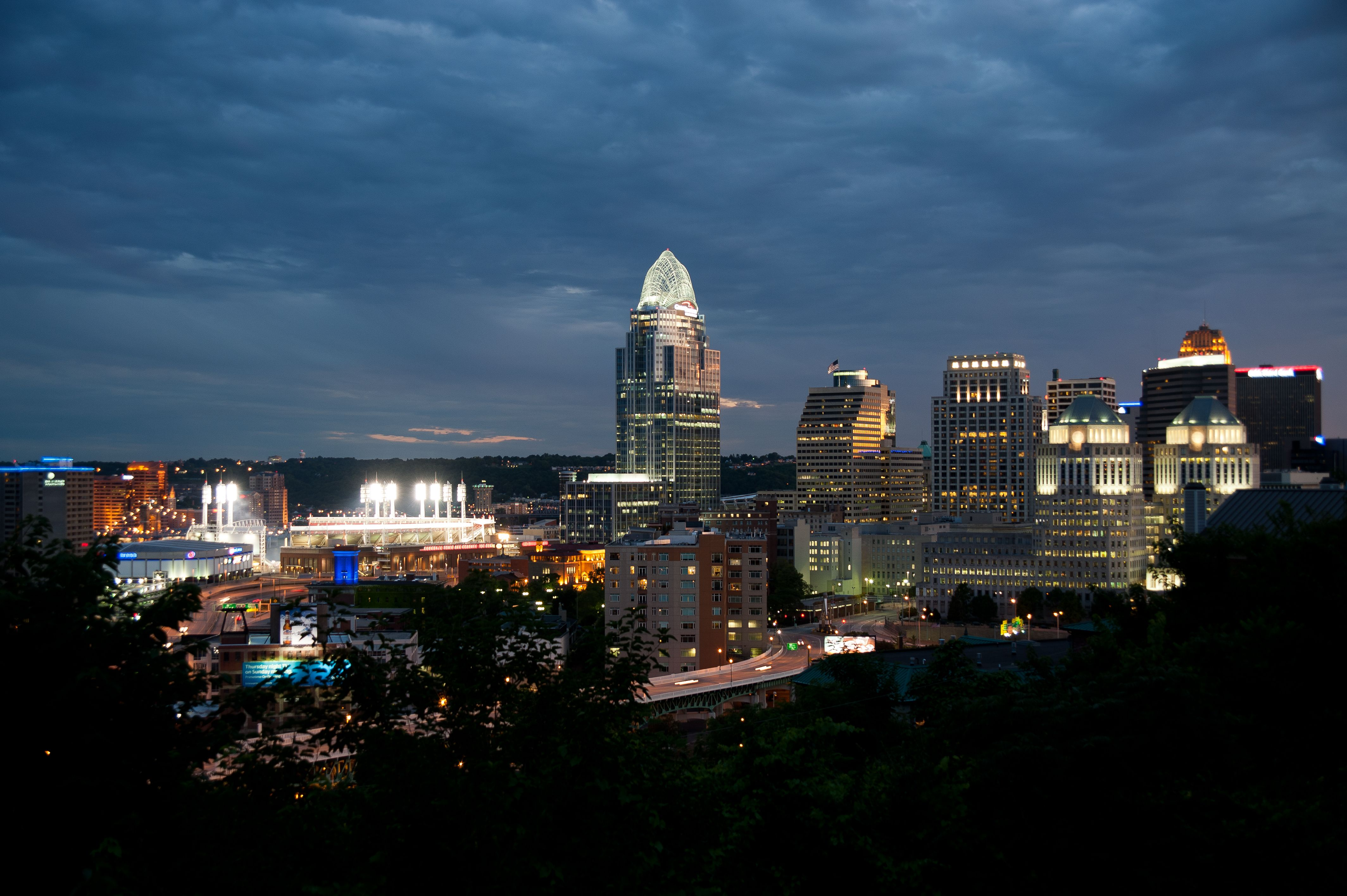 Cincinnati is headquarters to 15 Fortune 1,000 companies, which offer internships and jobs to many Xavier students.