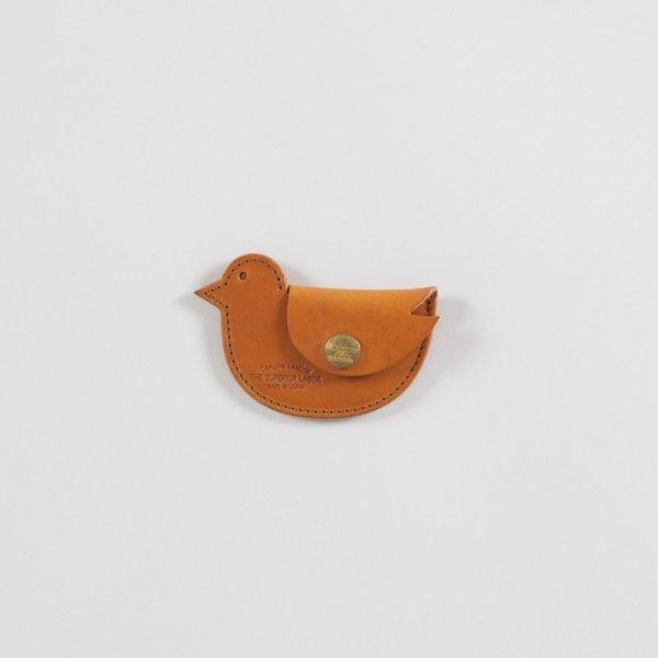 little birdie coin purse