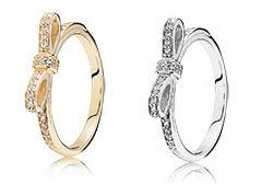 anello fiocco pandora costo