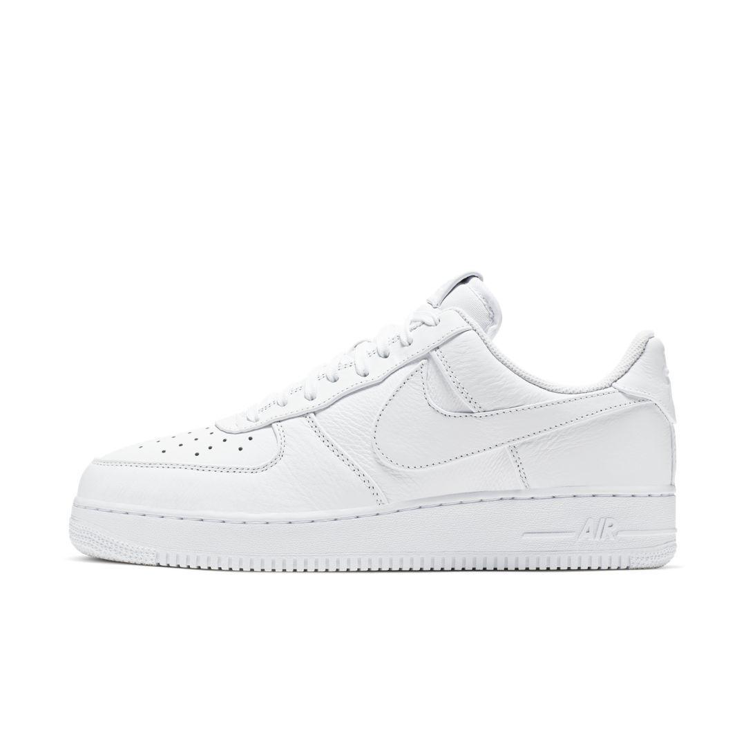 Nike Air Force 1 '07 Premium 2 WhiteWhiteWhite scarpe
