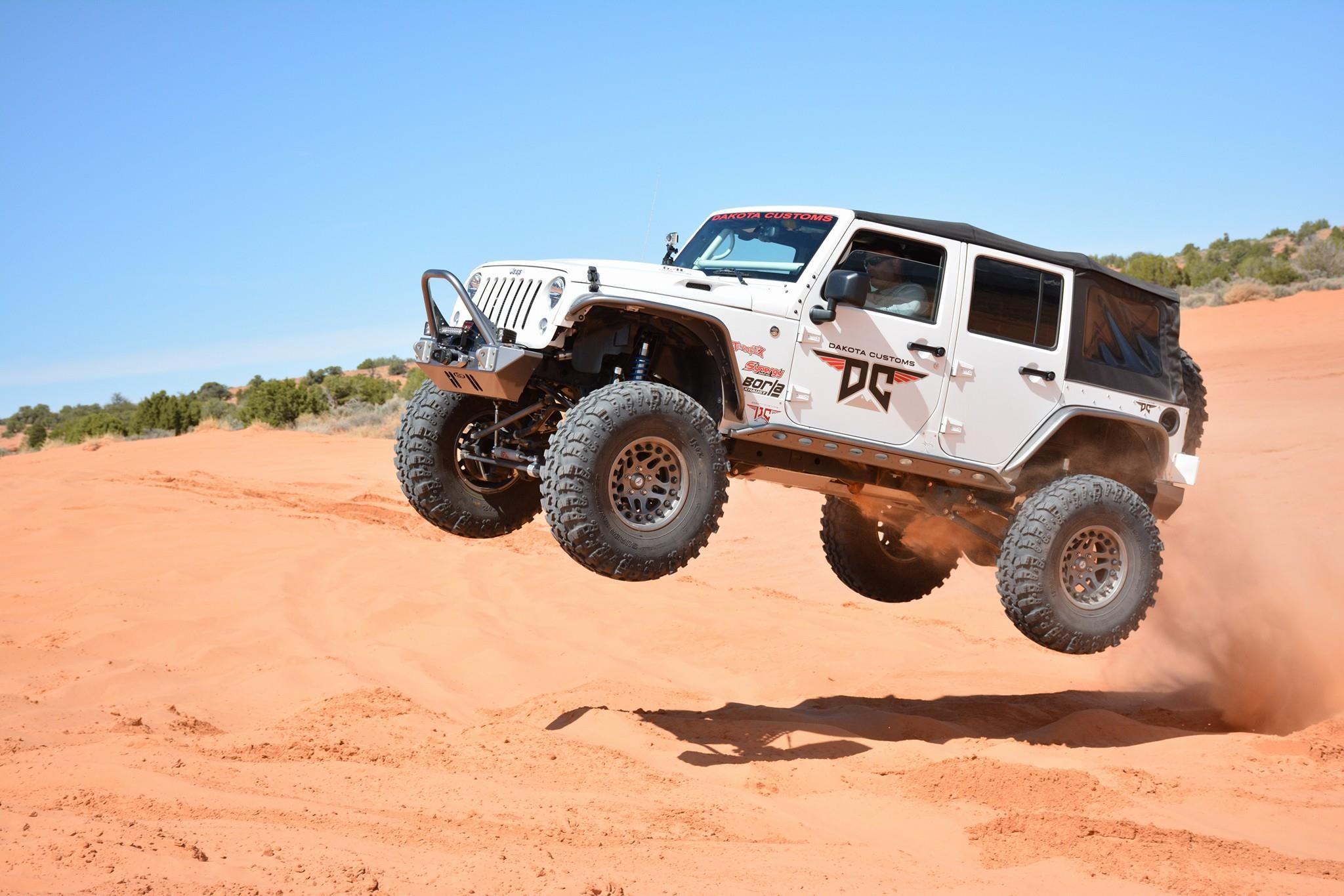 Jeep Wrangler With Hellcat Engine Jeep Wrangler With A Hellcat V8 Engine Swap Depot Jeep Wrangler Jeep Jeep