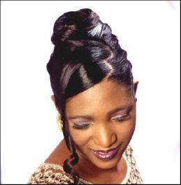 Strange 1000 Images About Wedding Hair On Pinterest Wedding Hairstyles Short Hairstyles For Black Women Fulllsitofus