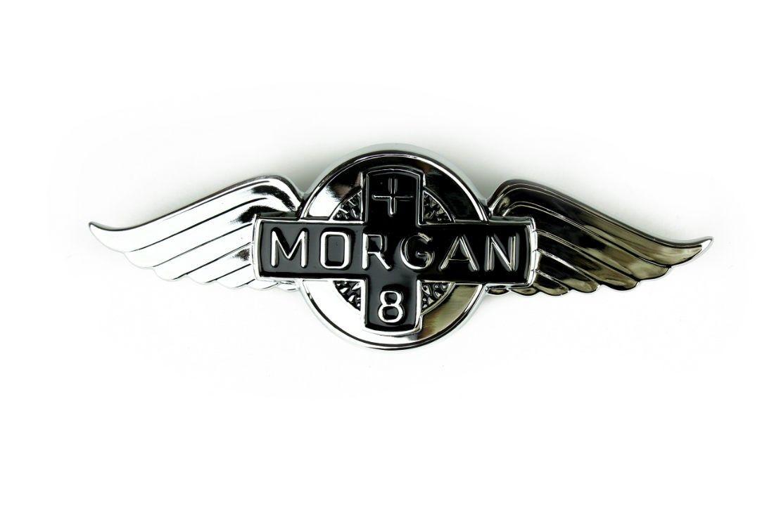 Morgan PLUS 8 Pin Insignia