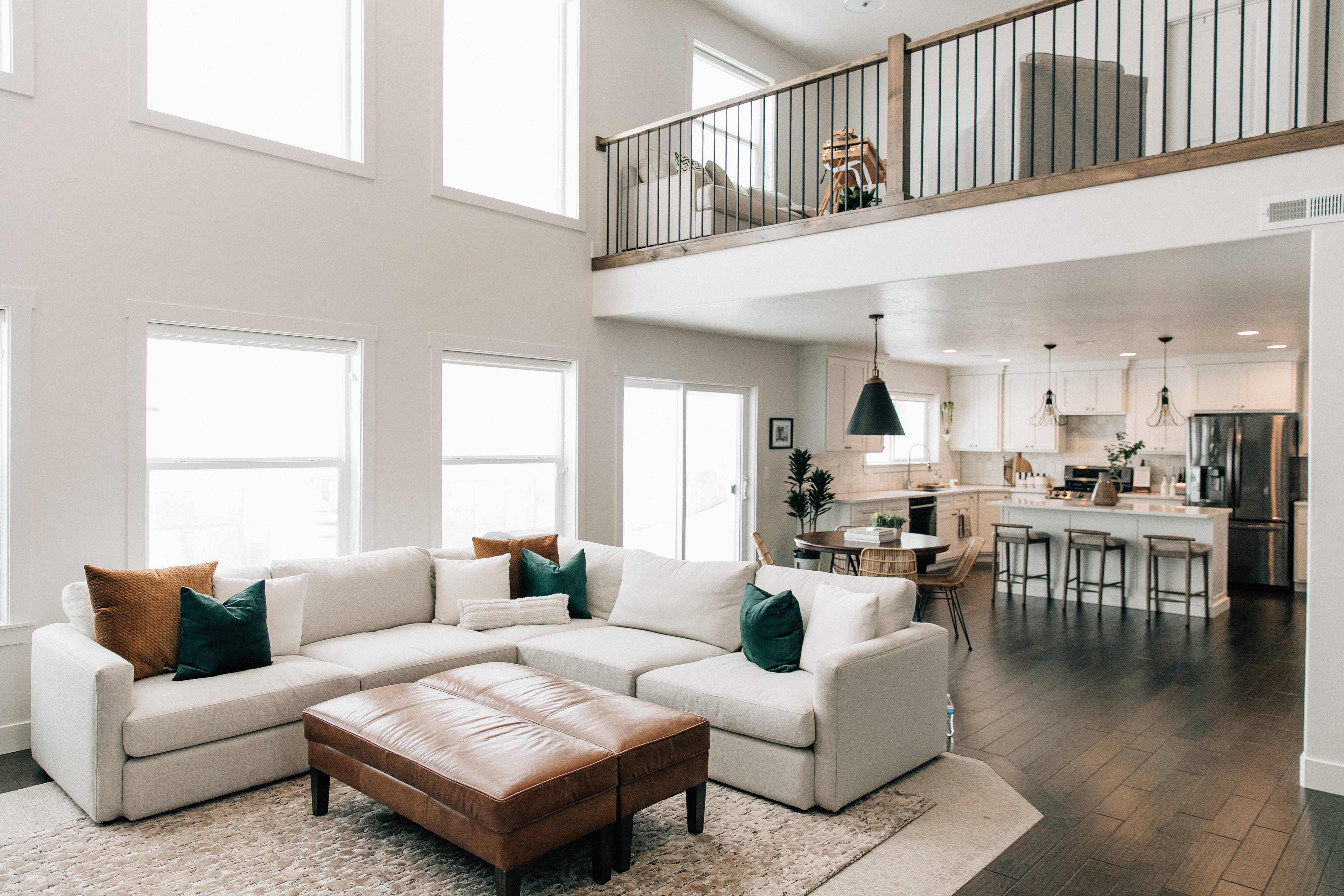 Fisher Home Furnishings Modern Living Room Inspiration In 2020