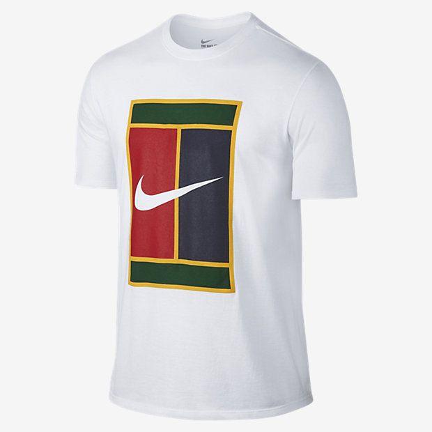 Nikecourt Heritage Logo Men S T Shirt Nike Men Mens Tshirts Tennis Shirts