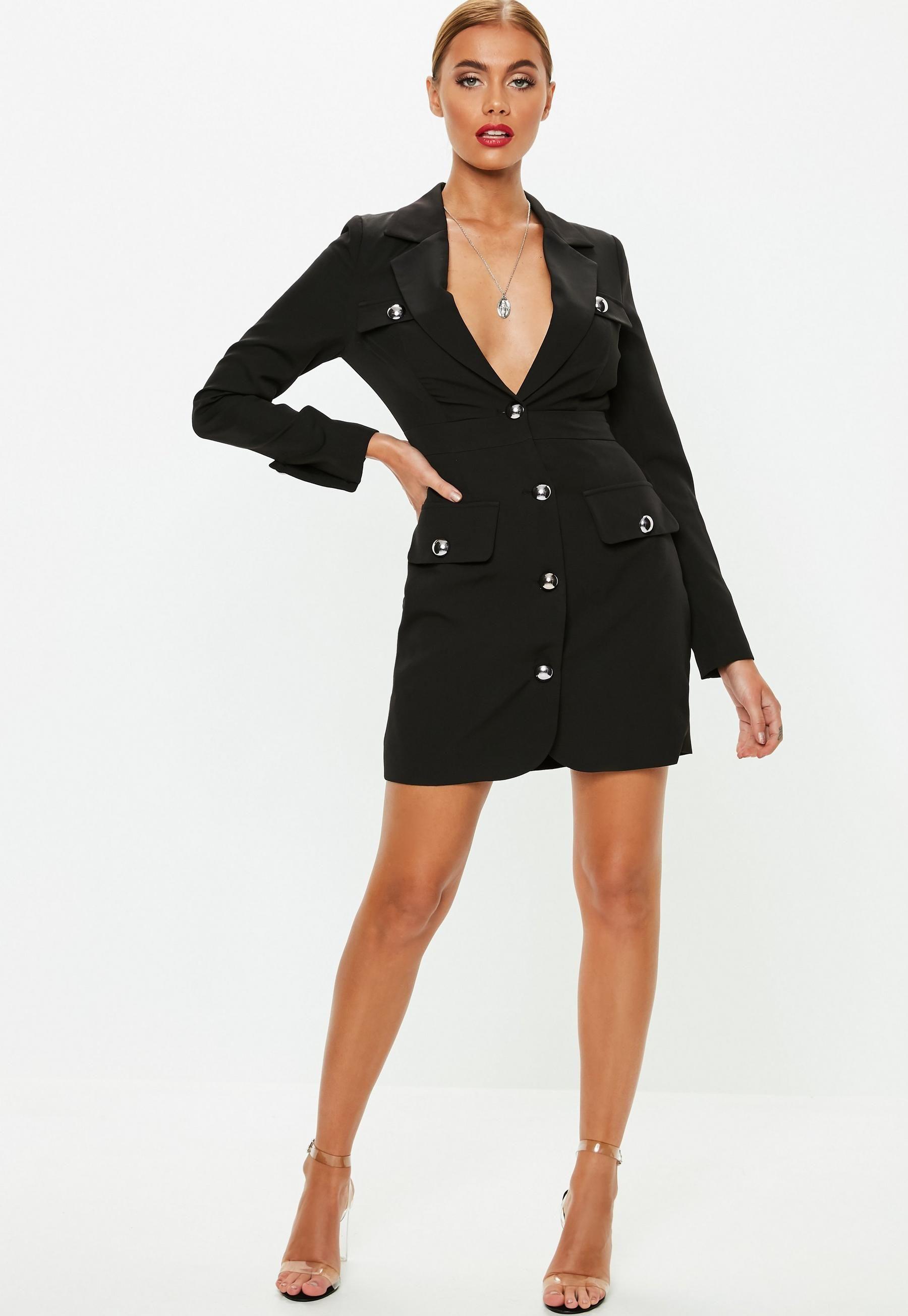42+ Blazer style crossover dress ideas in 2021